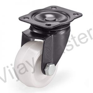 Light Duty Caster Wheel Manufacturer, Supplier and Exporter in Ahmedabad, Gujarat, India