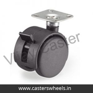Institutional Caster Wheel Manufacturer, Supplier and Exporter in Ahmedabad, Gujarat, India