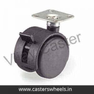 Institutional caster wheel Manufacturer and Supplier in Gujarat, India